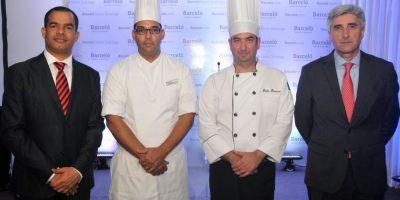 Agasajan a nuevos chefs Hotel Barceló
