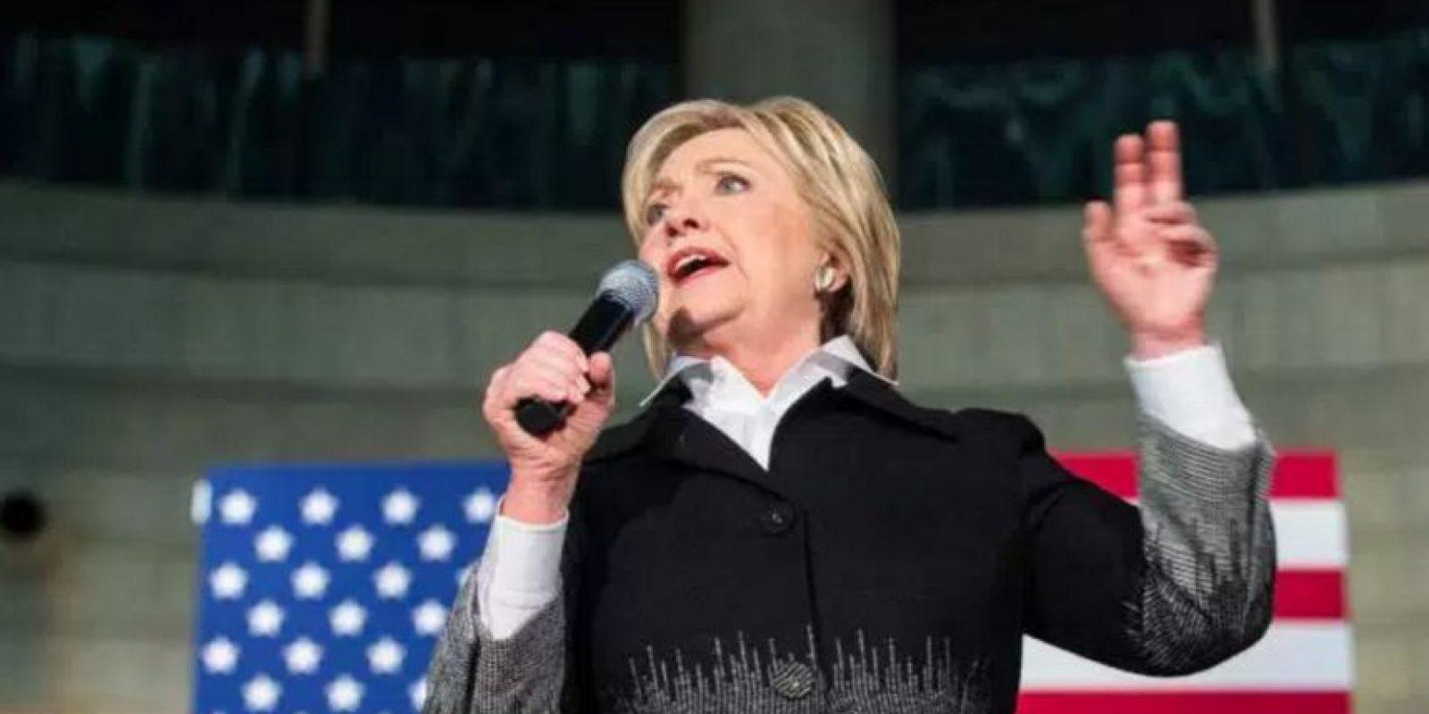 En la convención han hablado víctimas de las masacres de Sandy Hook y Orlando. También la activista y actriz Sigourney Weaver. Foto:Getty Images