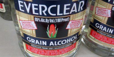 2. Everclear 190 Foto:Wikimedia Commons