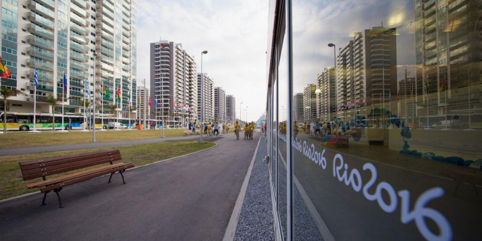 Otras imágenes de la Villa Olímpica