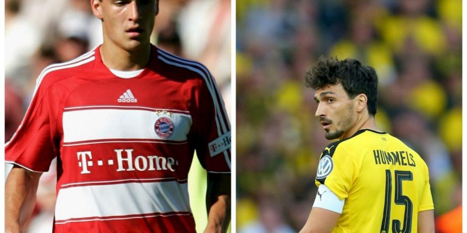 Mats Hummels fue formado en las canteras de Bayern Munich, pero no tuvo grandes oportunidades en el primer equipo y partió a Borussia Dortmund. En el equipo amarillo y negro se transformó en ídolo e incluso portó la jineta de capitán, pero ahora decidió volver al equipo de Munich y la traición no se la perdonan en Dortmund Foto:Getty Images