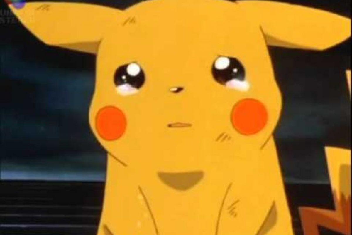 Pikachu no alcanzó a llegar a Brasil Foto:Captura de pantalla