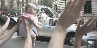 Jóvenes dominicanos ya están con el Papa en Polonia