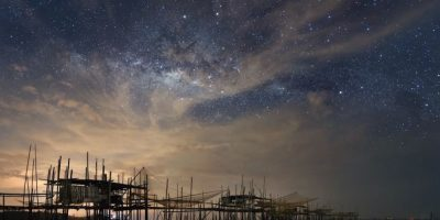 Celestial Veil Foto:Yuyun Wang – Insight Astronomy Photographer of the Year 2016
