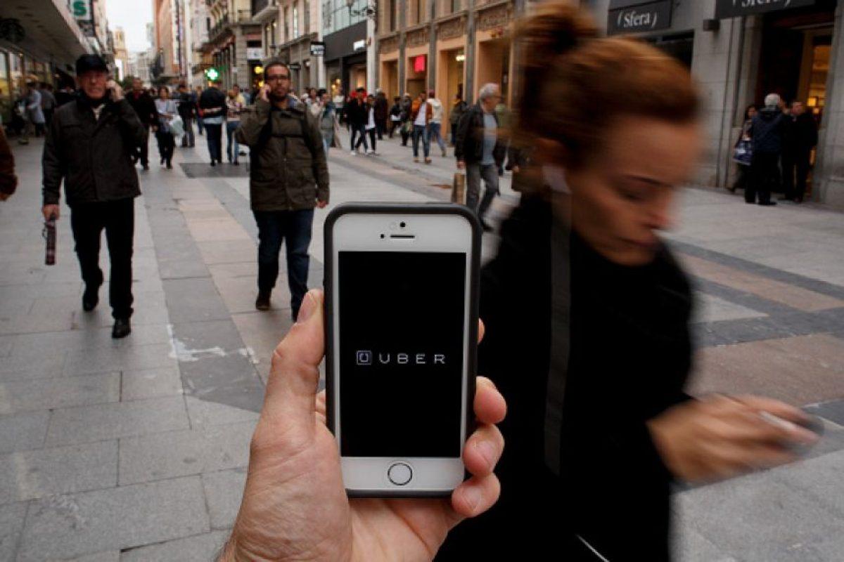 ¿Qué pasa si piden un viaje y no tienen dinero en su tarjeta? Foto:Getty Images