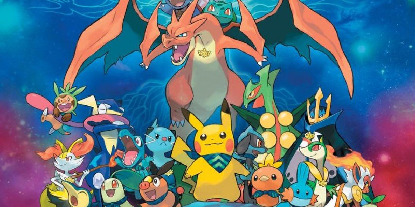 Pokémon tiene una explicación muy particualr