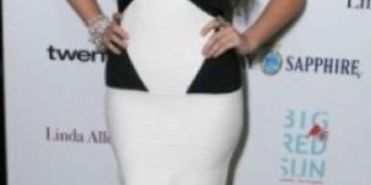 Khloé Kardashian luce más delgada que nunca