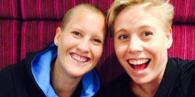 Katie y Priscilla Duncan. Futbolistas de Nueva Zelanda Foto:Instagram