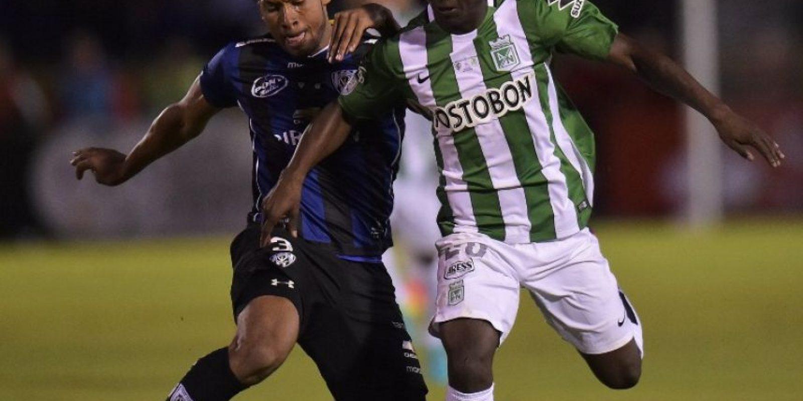 Marlos Moreno ya tiene acuerdo con el City, pero primero jugará un año a préstamo en Deportivo La Coruña Foto:AFP
