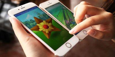 Pokémon Go es ahora uno de los juegos más descargados de la App Store. Foto:Getty Images