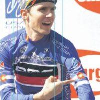 11- Tejay van Garderen. Al ciclista estadounidense también lo asustó el zika y prefirió no asistir. Foto:Fuente externa