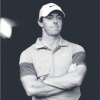 Rory Mcilroy. El golfista norirlandés no va por lo mismo. Foto:Fuente externa