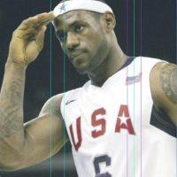 9- LeBron James. Siguió los pasos de Curry. Foto:Fuente externa