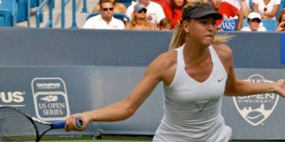 Maria Sharapova. La tenista rusa enfrenta una suspensión por dopaje. Foto:Fuente externa