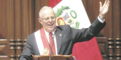 PPK tomó posesión como nuevo presidente del Perú