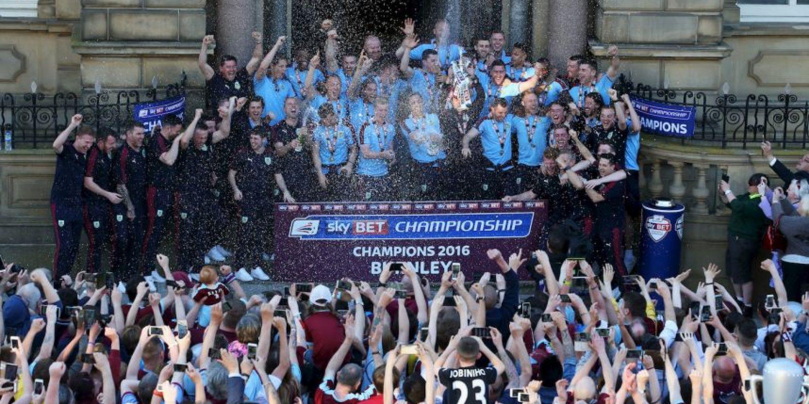 El recién ascendido Burnley es otro que está entre los menos odiados Foto:Getty Images