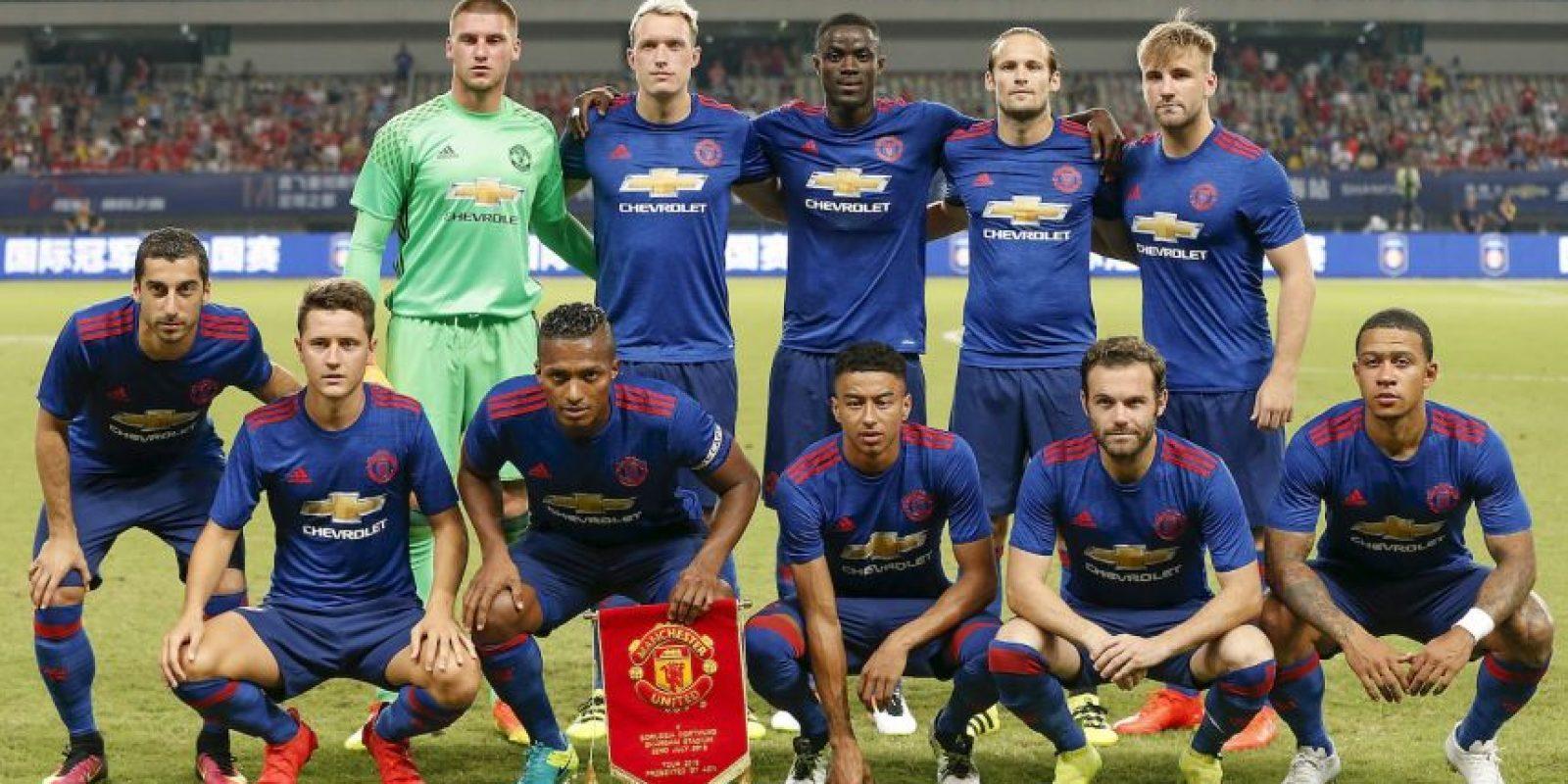 Manchester United salió del primer lugar y fue desplazado por Chelsea Foto:Getty Images