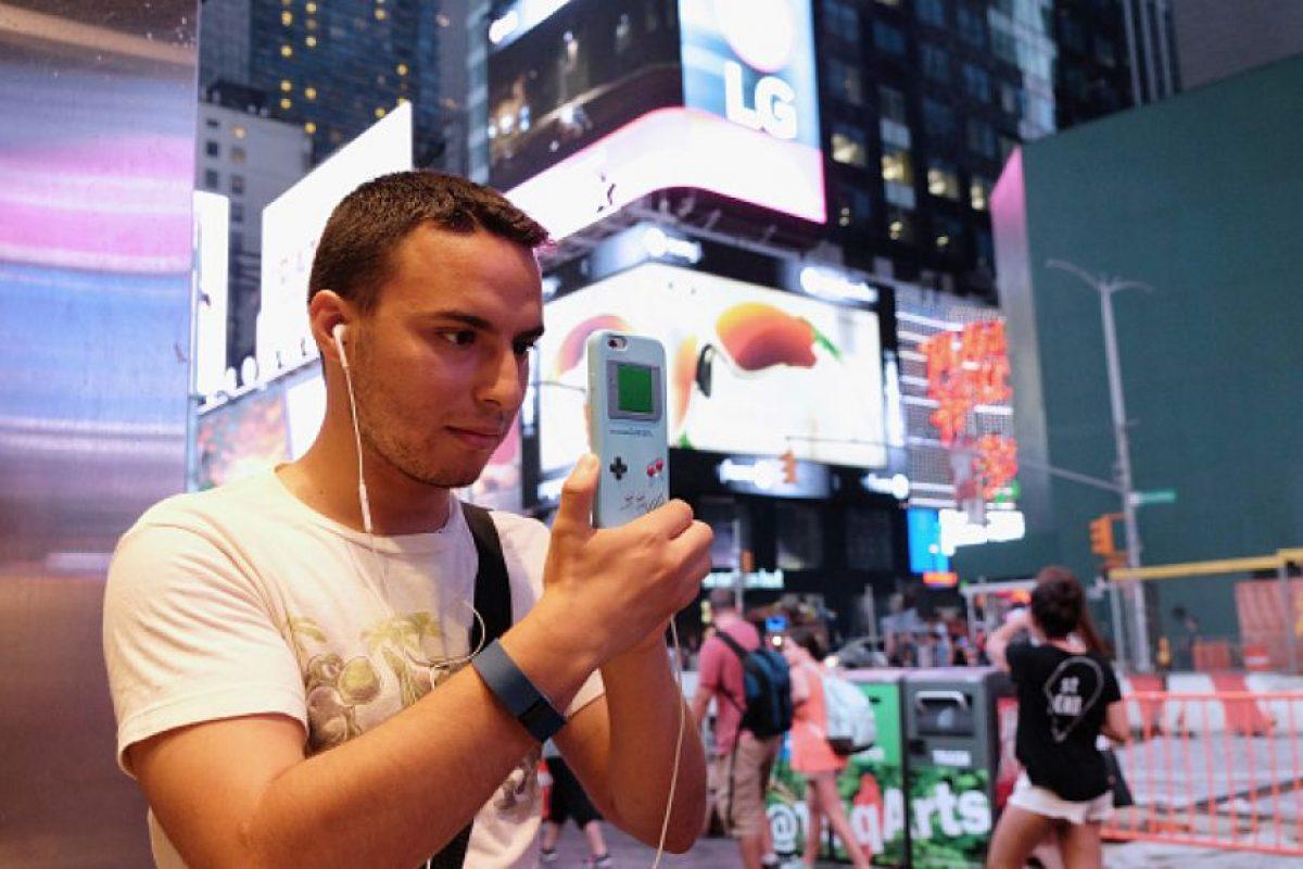 Mientras que en otras partes del mundo, como Nueva York, ya lo disfrutan Foto:Getty Images