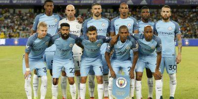 Manchester City entra fuerte en la lista y está en el cuarto lugar Foto:Getty Images