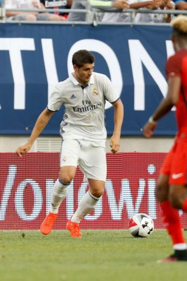 Los blancos le pagaron 30 millones de euros a Juventus para volver a contar con el delantero Foto:Getty Images