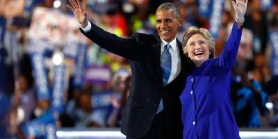El categórico respaldo de Obama a Hillary Clinton