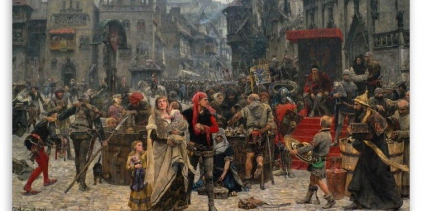 Para el primer milenio A.D, el papa Silvestre II afirmó que el 1 de enero del año 1000 el mundo se acabaría. Foto:vía Wikipedia
