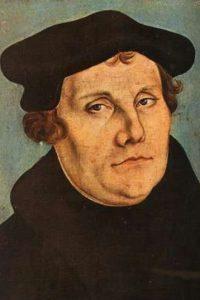 Para 1500, Martin Lutero también dijo que el mundo se acabaría ese año. Foto:vía Wikipedia