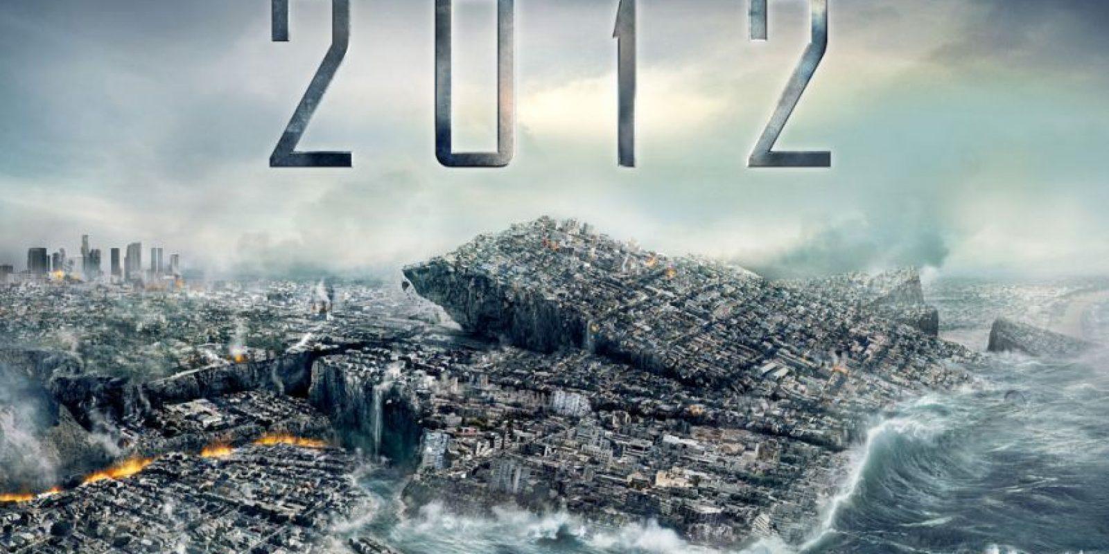 El fenómeno de 2012 se originó gracias a una errónea interpretación del Calendario Maya. Foto:vía Paramount