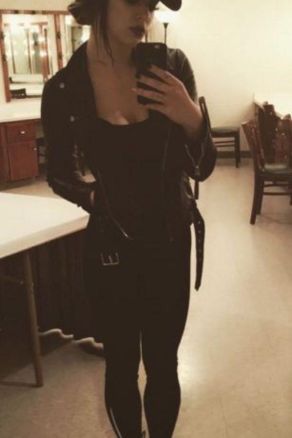 Paige reveló que se siente más enamorada que nunca Foto:Vía instagram.com/realpaige