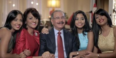 Emotivo mensaje del presidente Medina para el Día de los Padres