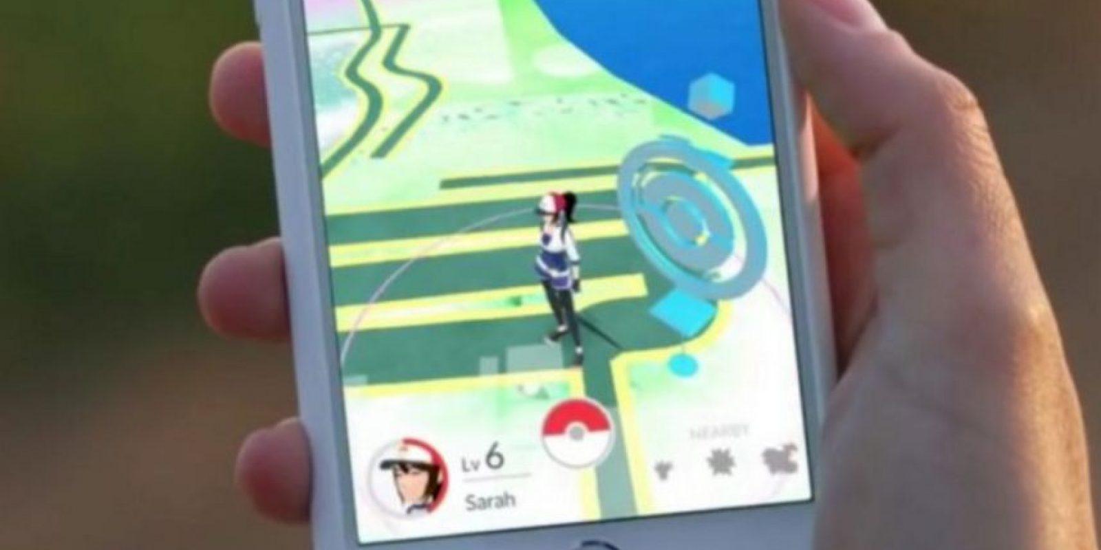 Los Pokémon aparecen según la zona. Es decir, si están en la playa, aparecerán Pokémon tipo agua.