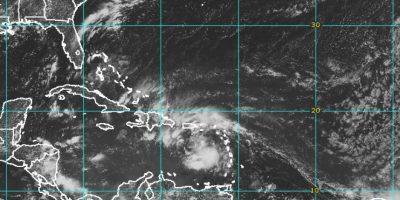 COE eleva a 14 las provincias en alerta ante lluvias por onda tropical