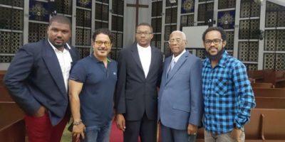 Estrenan documental  de la  Iglesia Evangélica Dominicana