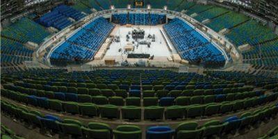 La Arena Carioca 1 acogerá el básquetbol Foto:Fuente Externa