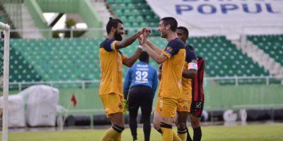 Atlético Pantoja supera al Bauger FC en la LDF