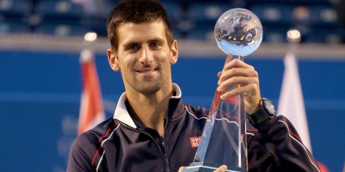 Novak Djokovic conquista el Masters 1000 de Toronto