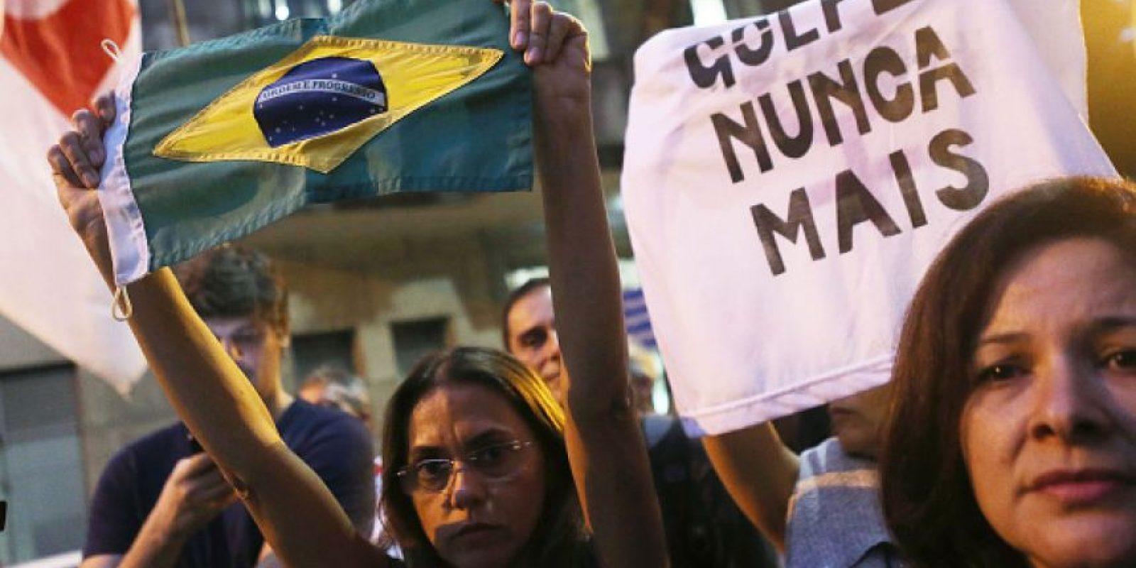 Se esperan protestas sociales en las calles durante los Juegos Olímpicos, debido al descontento social con este evento internacional, la crisis política en el país con la suspensión de la presidenta Dilma Roussef y la difícil situación económica. Foto:Getty
