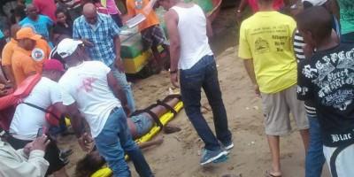 Hallan los cuerpos de tres mujeres tras zozobrar barca en Samaná