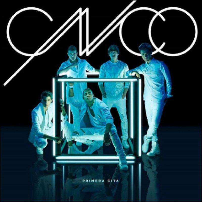 Portada del primer album de CNCO Foto:Fuente Externa