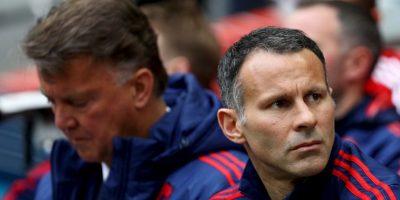 Giggs actuaba hasta la temporada pasada como auxiliar técnico en el United Foto:Getty Images
