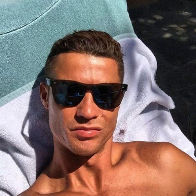 La última polémica de Cristiano Ronaldo Foto:Vía instagram.com/cristiano