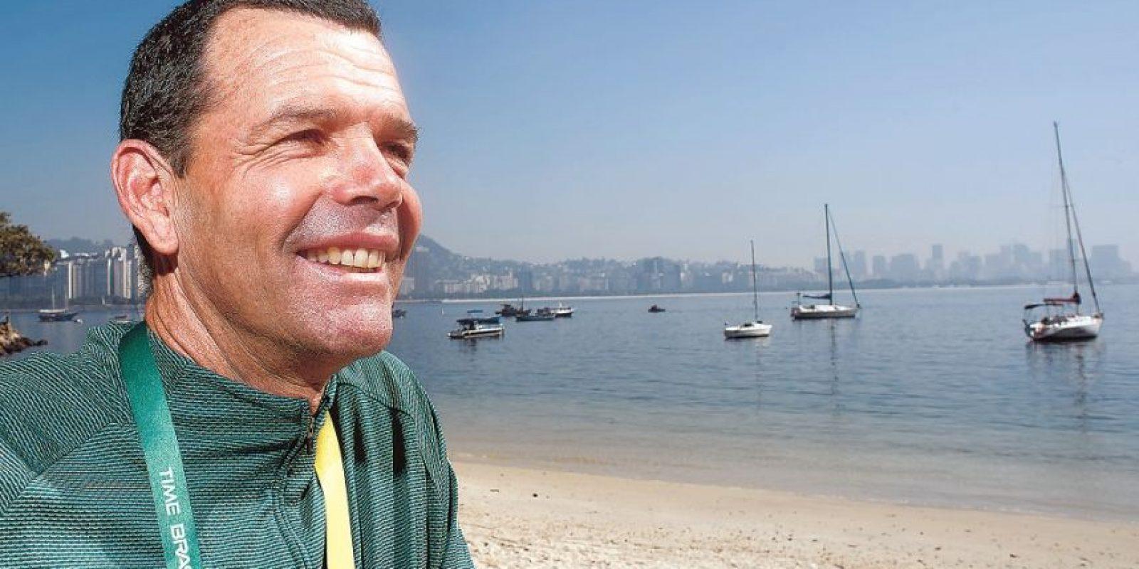 Torben Grael pasará su experiencia para el equipo olímpico como coordinador técnico. Foto:SAULO CRUZ/EXEMPLUS/COB
