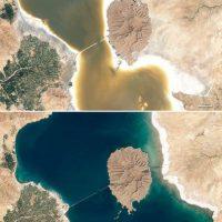Han obligado a los habitantes a usar el agua del lago en sus actividades diarias Foto:Wikimedia.org