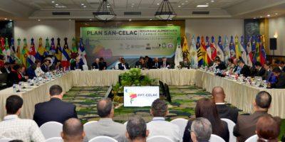 Reunión de Celac en RD enfatiza en lucha contra el hambre