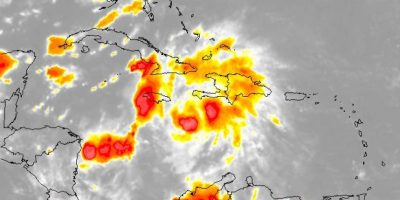 COE mantiene 19 provincias en alerta por las lluvias provocado de la onda tropical