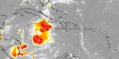 Onda tropical ya no  presenta peligro para el país