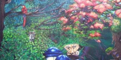 """""""Santo Domingo en mi poesía"""" se exhibirá en galería Funglode"""