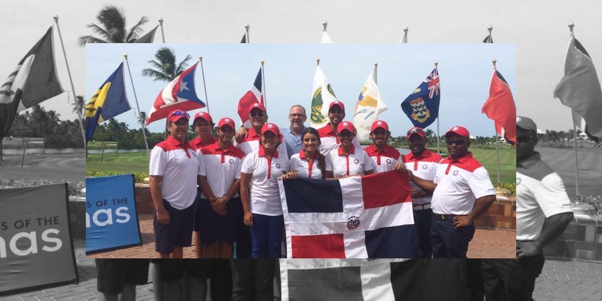 Dominicana gana         la Hoerman Cup en los Campeonatos del Caribe