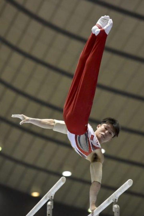 Es una de las cartas fuertes de Japón para conseguir medalla Foto:Getty Images
