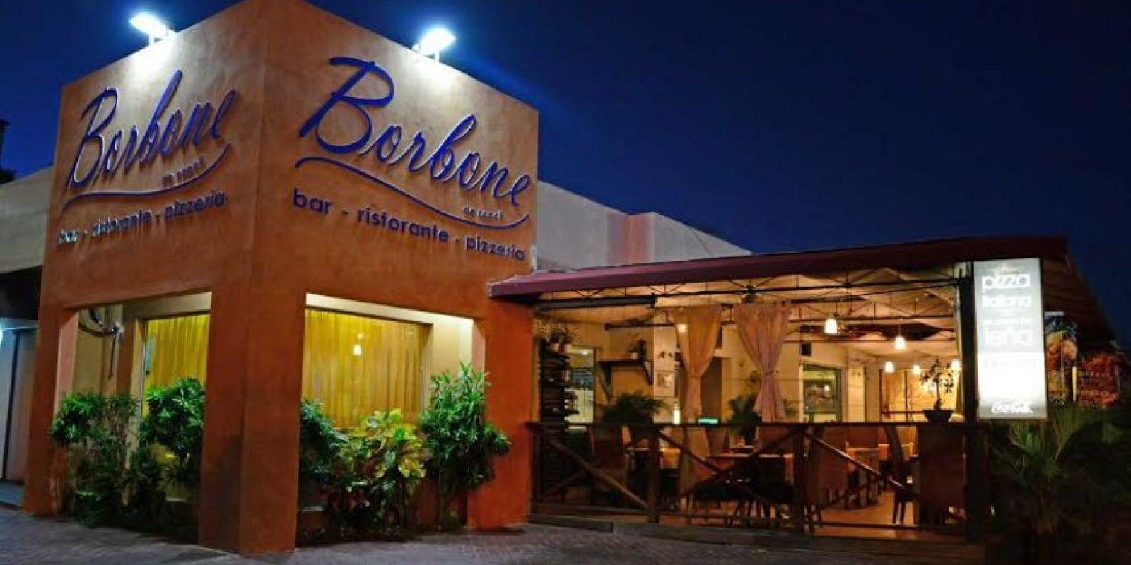 Borbone Restaurante, un lugar elegante y acogedor. Foto:Fuente externa